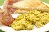 Pişmiş yumurta — Stok fotoğraf