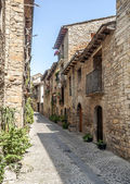 Street of Ainsa — Foto Stock