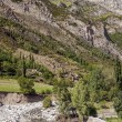 Benasque mountains — Stock Photo