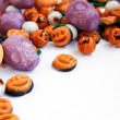 Trick or Treat - Halloween Candy — Stock Photo