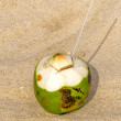 Young coconut — Stock Photo #18669557