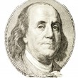 Benjamin Franklin — Foto Stock #19355675