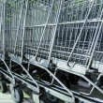 Trolleys — Stock Photo
