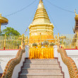 Stock Photo: Thai temple Doi Suthep
