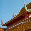 Buddhist thai temple. — Stock Photo