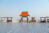 Thai temple Doi Suthep — Stock Photo