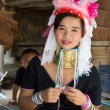 Photo: Womof karen tribe
