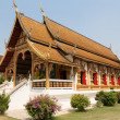 Thai temple Wat Wiang Kum Kam — Stock Photo