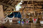 Tribal Halsketten — Stockfoto
