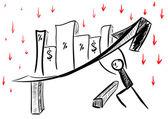 Statistics — Stock Vector