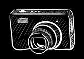 Camera 3 — Stock Vector