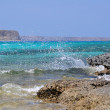 Stock Photo: Balos bay. Crete island. Greece.