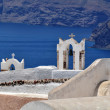Stock Photo: Oivillage, Santorini, Greece