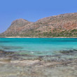 Balos bay. Crete island. Greece. — Stock Photo