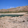 Stock Photo: Balos, lagoon of three seas near Gramvous(Crete, Greece)