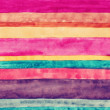 Stock Photo: Watercolor background with stripes and lines