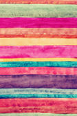 Watercolor background with stripes and lines — Stock Photo
