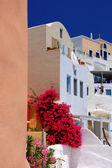 View of Santorini island Greece — Stock Photo