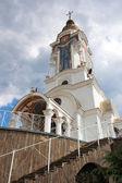 Templo del prelado nikolay — Foto de Stock