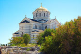 The Vladimir cathedral, the Crimea, Ukraine — Stock Photo