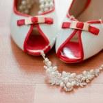 Wedding accessories — Stock Photo #38978677