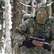 Hunter with optical rifle in the forest episode 5 — Stok video