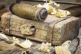 Martillo de carpintero antiguo — Foto de Stock
