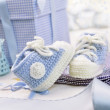Baby shoes — Stock Photo #15439775