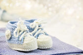 Baby shoes — Photo