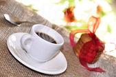 Tazza di caffè — Stock Photo