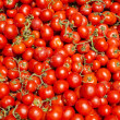 Full frame tomatoes — Stock Photo