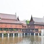 Thai style house — Stock Photo #32007575