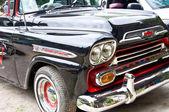 Black Chevrolet Apache — Stock Photo
