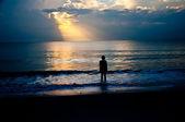 Zoekt u hoop in de zee — Stockfoto