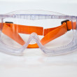 Stock Photo: Protection eyeglass