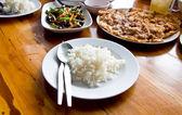 Jasmine rice — Stock Photo