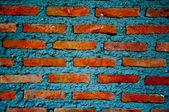 New brickwall — Stock Photo