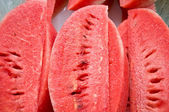 Red water melon — Stock Photo