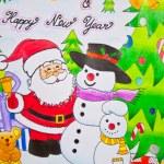 Santa clause — Stock Photo #34204303