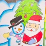 Santa clause — Stock Photo #34204421