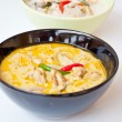 Thai food call KAENG KEAW WAN KAI — Stock Photo