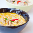Thai food call KAENG KEAW WAN KAI — Foto Stock