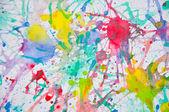 抽象的な水の色 — ストック写真