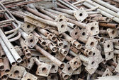 Metal for construction — Stock Photo