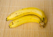 Yellow banana — Stock Photo
