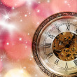 New Year's at midnight — Stock Photo #16319343