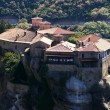 Meteora Monasteries in Trikala region, Greece - Zdjęcie stockowe