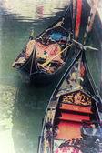 威尼斯-老式照片 — 图库照片