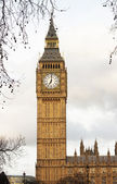 Clock face of Big Ben, Westminster — Stock Photo