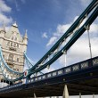 Tower Bridge in London, UK — Stock Photo